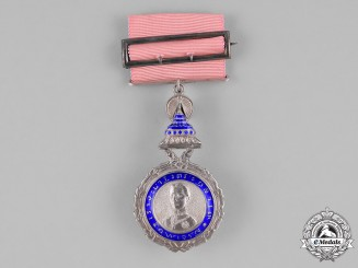 Thailand, Kingdom. A Most Illustrious Order of Chula Chom Klao, Member's Badge
