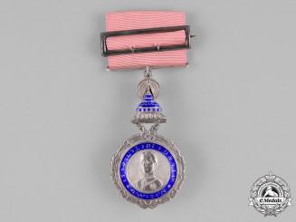 Thailand, Kingdom. A Most Illustrious Order of Chula Chom Klao, Member's Badge