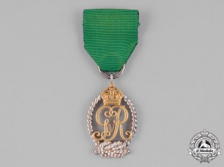 United Kingdom. A Royal Naval Reserve Decoration