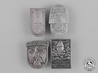 Germany. A Group of Mixed Badges