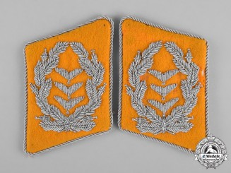 Germany, Luftwaffe. A Set of Flight Personnel Oberst Collar Tabs