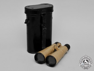 Germany, Wehrmacht. A Set of Field Binoculars, by Hensoldt & Söhne Werke A-G, c.1941