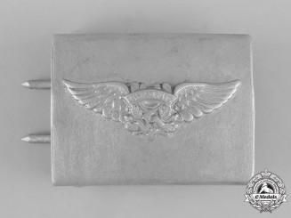 Germany, RLB. A Reichsluftschutzbund (Reich Air Protection League) EM/NCO's Belt Buckle