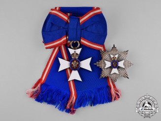 United Kingdom. A Royal Victorian Order, Grand Cross, (GCVO)