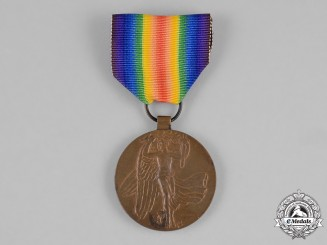 Czechoslovakia, Republic. A First War Victory Medal