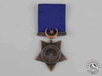 United Kingdom. A Khedive's Star 1882-1891