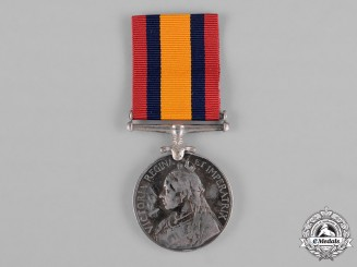 United Kingdom. A Queen's South Africa Medal 1899-1902