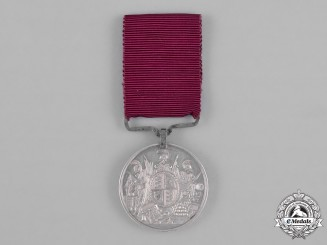 United Kingdom. An Army Long Service and Good Conduct Medal,  89th (Princess Victoria's) Regiment of Foot