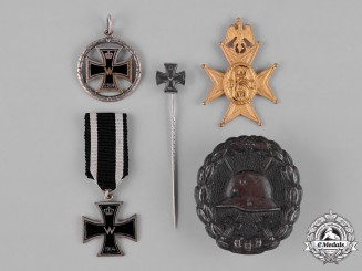 Germany, Imperial. A Group of First War Period Badges