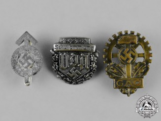 Germany, Third Reich. A Lot of Second War Period  Pins