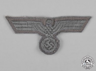 Germany, Heer. A Late War Heer (Army) Breast Eagle