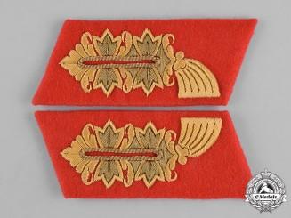 Germany, Heer. A Mint Pair of Heer (Army) General's Collar Tabs