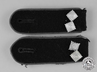 Germany, HJ. A Pair of General Shoulder Straps