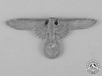 Germany, SS. A Waffen-SS Visor Cap Eagle