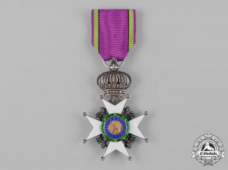 Saxe-Coburg-Gotha, Kingdom. A Saxe-Ernestine House Order, II Class Knight, c.1890