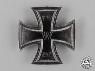 Germany, Imperial. A Silver 1914 Iron Cross, I Class