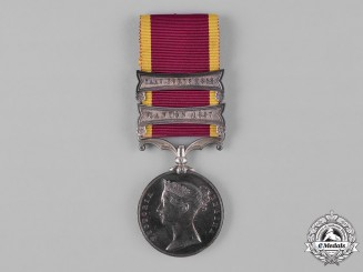 United Kingdom. A Second China War Medal 1857-1860, Un-named