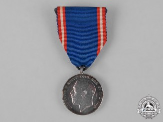 United Kingdom. A Royal Victorian Medal