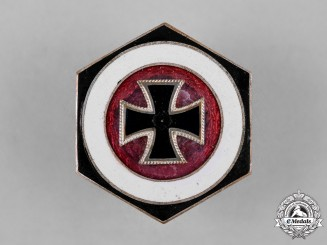 Germany, Imperial. A German Veteran's Badge