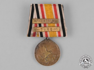 Germany, Imperial. An Imperial German Boxer Rebellion Campaign Medal