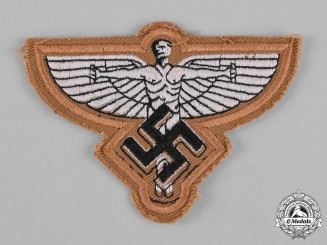 Germany, NSFK. A National Socialist Flying Corps (NSDK) Sleeve Insignia