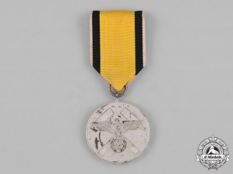 Germany, Third Reich. A Mining Rescue Honour Medal