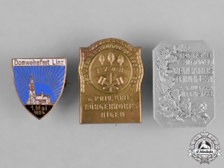 Austria, First Republic. A Lot of Interwar Period Austrian Badges