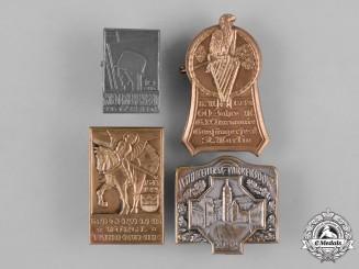 Austria, First Republic. A Lot of Interwar Period Austrian Badges