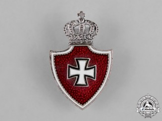 Prussia, Kingdom. An Imperial Patriotic Badge