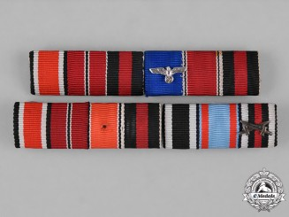 Germany, Wehrmacht. A Lot of Ribbon Bars