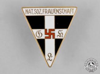 Germany, NS-Frauenschaft. A National Socialist Women's League Membership Badge, by L. Christian