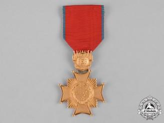 Brazil, Federative Republic. A Combatant's Cross, I Class
