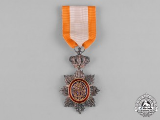Cambodia, French Protectorate. A Royal Order of Cambodia, Knight c.1910
