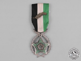 Syria, Republic. An Order of Devotion, II Class Cross c.1960