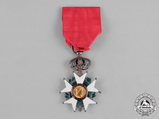 France, II Empire. A Legion D'Honneur, Knight c.1860