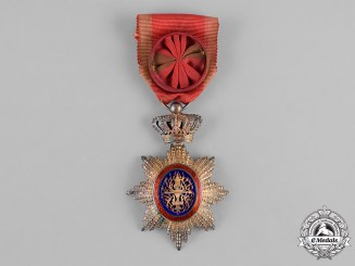 Cambodia, Kingdom. A Royal Order of Cambodia, Officer c.1940