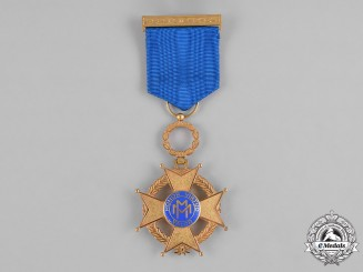 Cuba, Republic. An Order of Military Merit, IV Class Knight