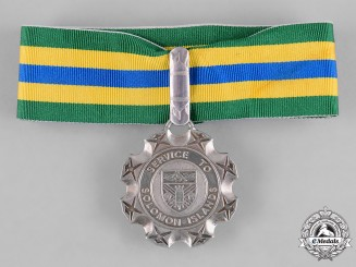 Solomon Islands. An Order of Service to the Solomon Islands