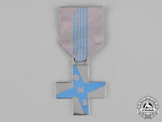 "Italy, Kingdom. A Fascist Youth ""Opera Nazionale Balilla"" (ONB) Cross of Merit for Girls"
