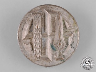 Germany, RNST. A Reichsnährstand Honour Badge, Silver Grade