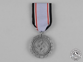 Germany, RLB. A Reich Air Protection League (RLB) Air Defence Medal, Second Class