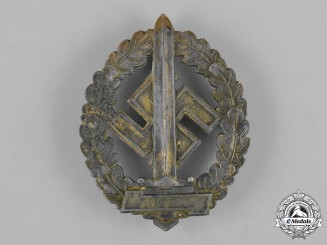 Germany, SA. A Sports Badge for War Wounded by Werner Redo