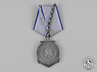 Russia, Soviet Union. A Ushakov Medal, Numbered 13977