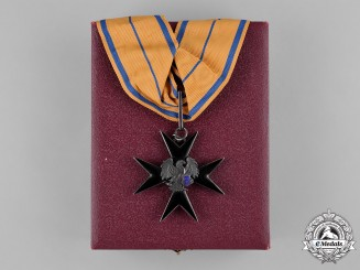 Estonia, Independent. An Order of the Eagle Cross, II Class Commander, by Roman Tavast, c.1930