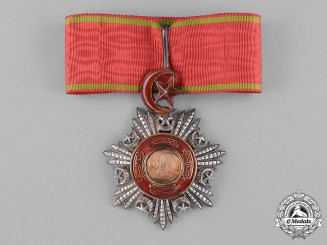 Turkey, Ottoman Empire. An Order of Medjidie, Civil Division, III Class Commander Badge, c.1880