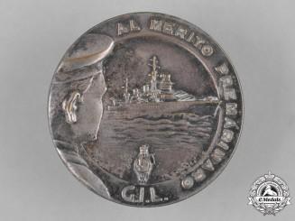 Italy, Kingdom. A Fascist Youth GIL (Gioventu Italiana del Littorio) Fascist Youth Mariner Merit Badge