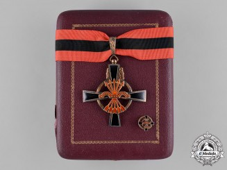 Spain, Franco Period. An Imperial Order of the Yoke and Arrows, Commander, by Cejalvo c.1950