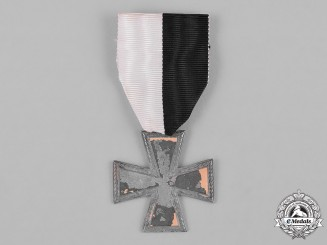 "Italy, Kingdom. A Cross of the Italian Expeditionary Corps in Russia (AKA ""Ice Cross""), c.1942"