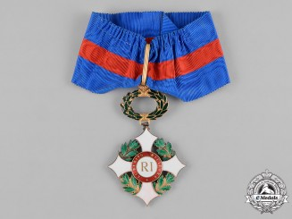 Italy, Republic. A Military Order of Italy, Commander, c.1950