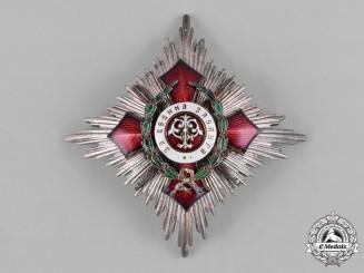 Bulgaria, Kingdom. An Order of Military Merit, II Class Star with Swords & War Decoration, c.1915